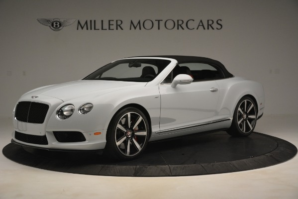 Used 2014 Bentley Continental GT V8 S for sale Sold at Bentley Greenwich in Greenwich CT 06830 13
