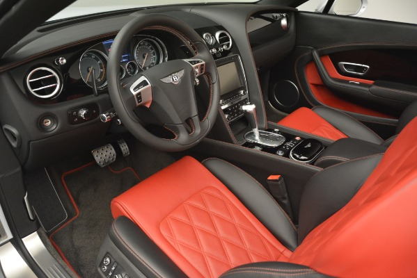 Used 2014 Bentley Continental GT V8 S for sale Sold at Bentley Greenwich in Greenwich CT 06830 23
