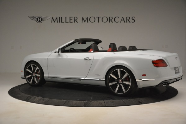Used 2014 Bentley Continental GT V8 S for sale Sold at Bentley Greenwich in Greenwich CT 06830 4