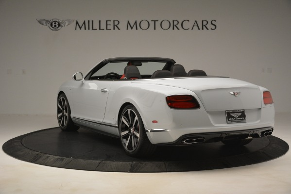 Used 2014 Bentley Continental GT V8 S for sale Sold at Bentley Greenwich in Greenwich CT 06830 5