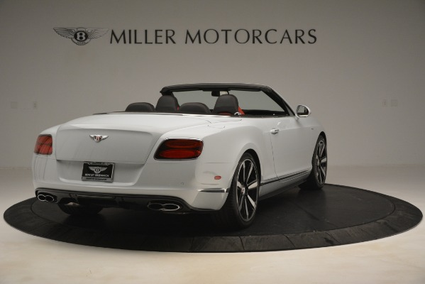 Used 2014 Bentley Continental GT V8 S for sale Sold at Bentley Greenwich in Greenwich CT 06830 7