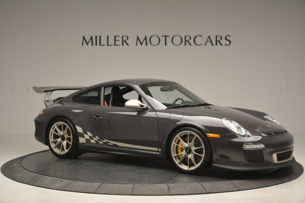 Used 2011 Porsche 911 GT3 RS for sale Sold at Bentley Greenwich in Greenwich CT 06830 10