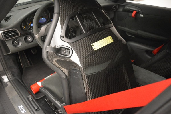 Used 2011 Porsche 911 GT3 RS for sale Sold at Bentley Greenwich in Greenwich CT 06830 21