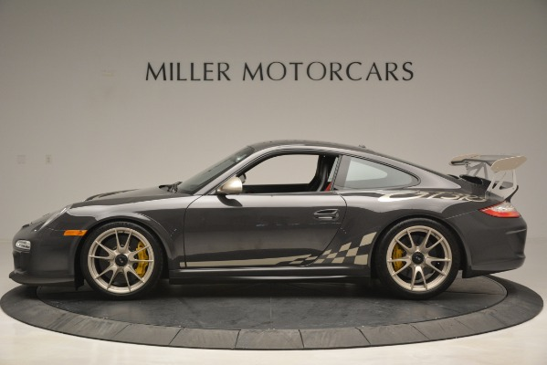 Used 2011 Porsche 911 GT3 RS for sale Sold at Bentley Greenwich in Greenwich CT 06830 3
