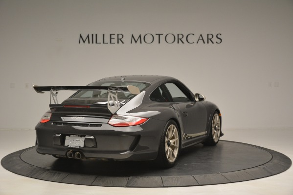 Used 2011 Porsche 911 GT3 RS for sale Sold at Bentley Greenwich in Greenwich CT 06830 7
