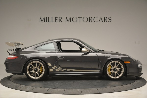 Used 2011 Porsche 911 GT3 RS for sale Sold at Bentley Greenwich in Greenwich CT 06830 9
