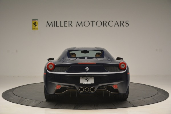 Used 2014 Ferrari 458 Spider for sale Sold at Bentley Greenwich in Greenwich CT 06830 18