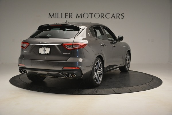 New 2019 Maserati Levante GTS for sale Sold at Bentley Greenwich in Greenwich CT 06830 7