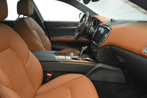 Used 2019 Maserati Ghibli S Q4 for sale $61,900 at Bentley Greenwich in Greenwich CT 06830 18