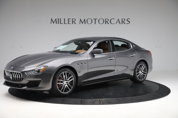 Used 2019 Maserati Ghibli S Q4 for sale $61,900 at Bentley Greenwich in Greenwich CT 06830 2
