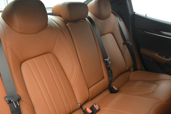 Used 2019 Maserati Ghibli S Q4 for sale $61,900 at Bentley Greenwich in Greenwich CT 06830 22