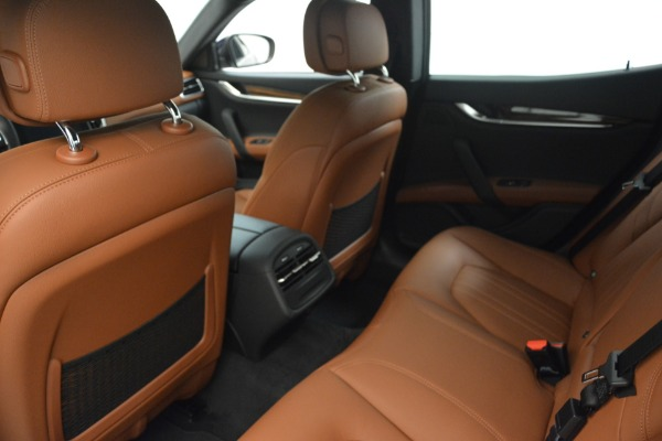 Used 2019 Maserati Ghibli S Q4 for sale $61,900 at Bentley Greenwich in Greenwich CT 06830 24