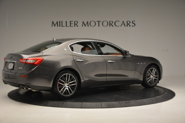 New 2019 Maserati Ghibli S Q4 for sale Sold at Bentley Greenwich in Greenwich CT 06830 7