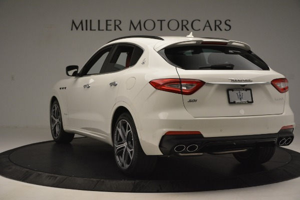 New 2019 Maserati Levante S Q4 GranSport for sale Sold at Bentley Greenwich in Greenwich CT 06830 5