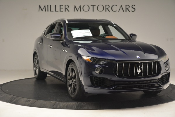 New 2019 Maserati Levante Q4 for sale Sold at Bentley Greenwich in Greenwich CT 06830 11