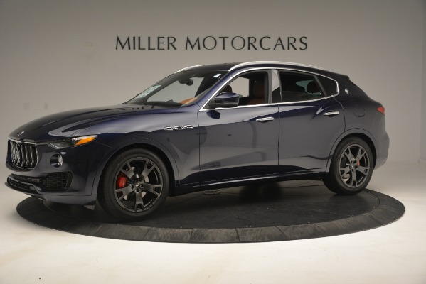 New 2019 Maserati Levante Q4 for sale Sold at Bentley Greenwich in Greenwich CT 06830 2