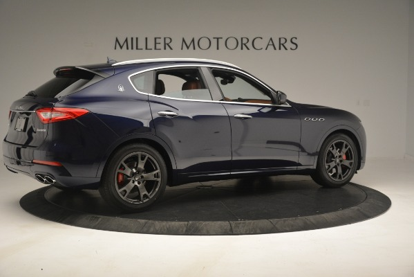 New 2019 Maserati Levante Q4 for sale Sold at Bentley Greenwich in Greenwich CT 06830 8