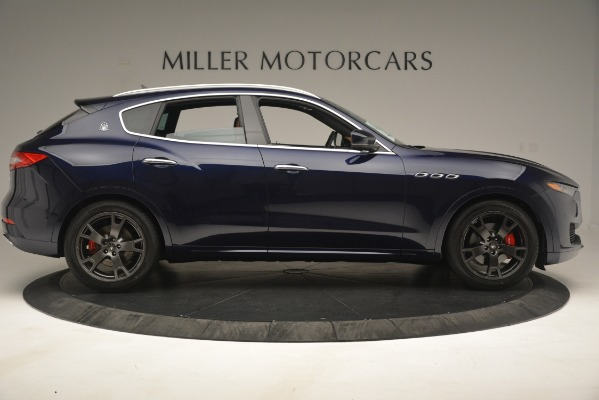 New 2019 Maserati Levante Q4 for sale Sold at Bentley Greenwich in Greenwich CT 06830 9