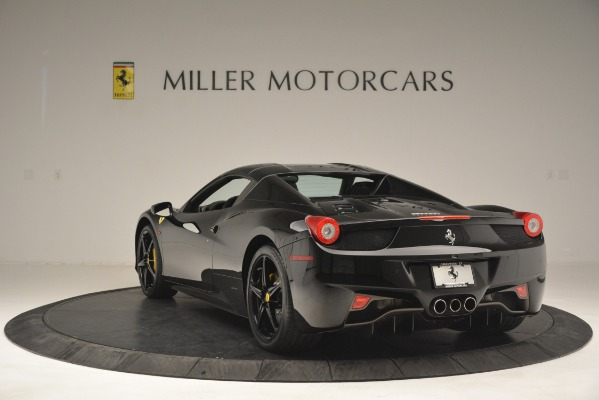 Used 2013 Ferrari 458 Spider for sale Sold at Bentley Greenwich in Greenwich CT 06830 17