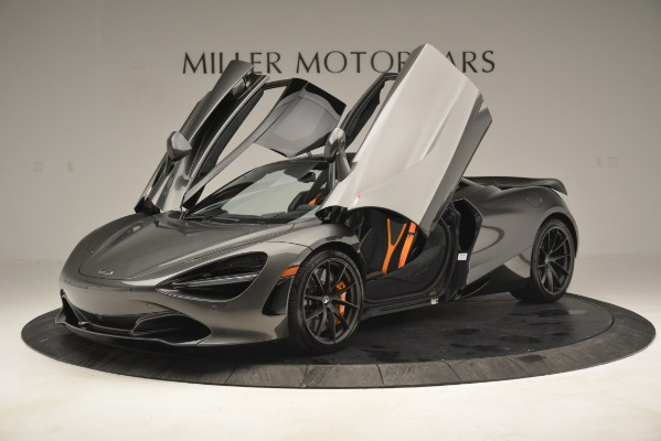 New 2019 McLaren 720S Coupe for sale Sold at Bentley Greenwich in Greenwich CT 06830 14