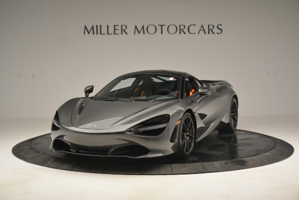 New 2019 McLaren 720S Coupe for sale Sold at Bentley Greenwich in Greenwich CT 06830 2