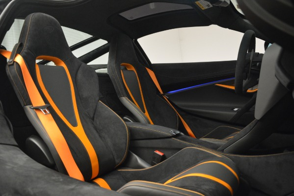 New 2019 McLaren 720S Coupe for sale Sold at Bentley Greenwich in Greenwich CT 06830 23