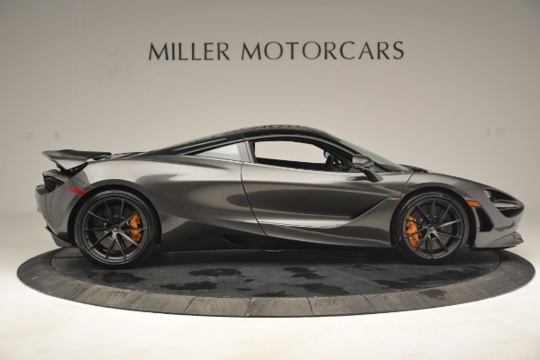 New 2019 McLaren 720S Coupe for sale Sold at Bentley Greenwich in Greenwich CT 06830 9
