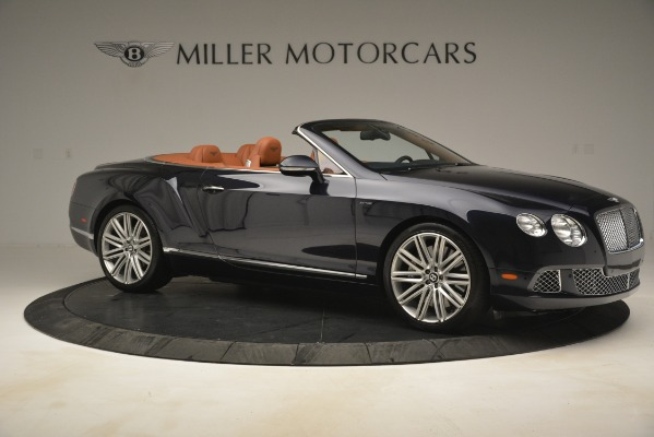 Used 2014 Bentley Continental GT Speed for sale Sold at Bentley Greenwich in Greenwich CT 06830 10