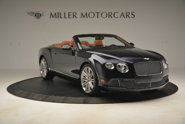 Used 2014 Bentley Continental GT Speed for sale Sold at Bentley Greenwich in Greenwich CT 06830 11