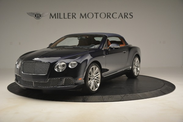 Used 2014 Bentley Continental GT Speed for sale Sold at Bentley Greenwich in Greenwich CT 06830 13