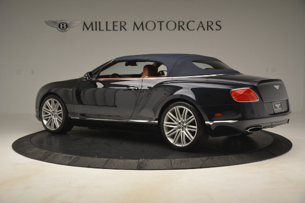 Used 2014 Bentley Continental GT Speed for sale Sold at Bentley Greenwich in Greenwich CT 06830 15