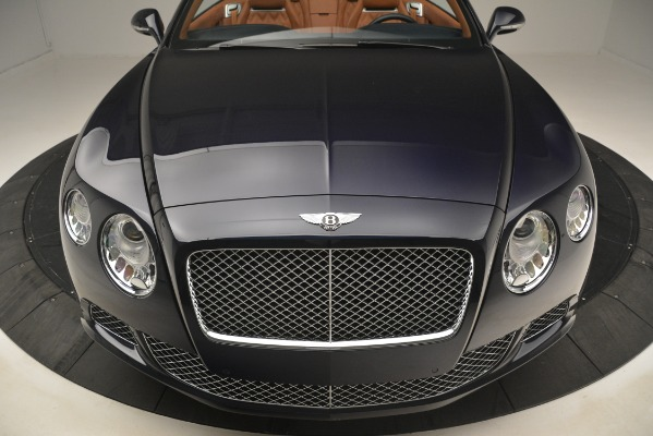 Used 2014 Bentley Continental GT Speed for sale Sold at Bentley Greenwich in Greenwich CT 06830 19