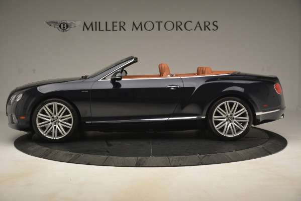 Used 2014 Bentley Continental GT Speed for sale Sold at Bentley Greenwich in Greenwich CT 06830 3