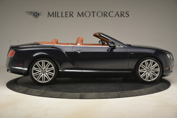 Used 2014 Bentley Continental GT Speed for sale Sold at Bentley Greenwich in Greenwich CT 06830 9