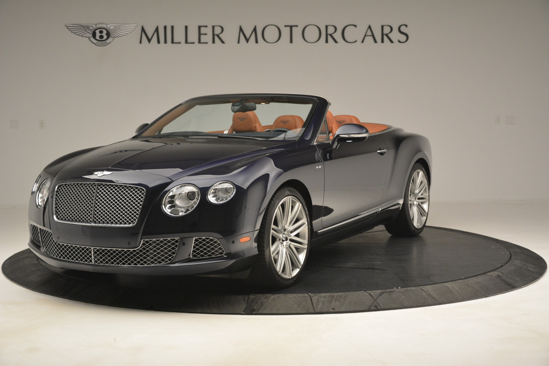 Used 2014 Bentley Continental GT Speed for sale Sold at Bentley Greenwich in Greenwich CT 06830 1