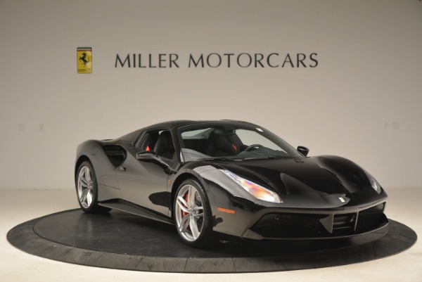 Used 2018 Ferrari 488 Spider for sale Sold at Bentley Greenwich in Greenwich CT 06830 23