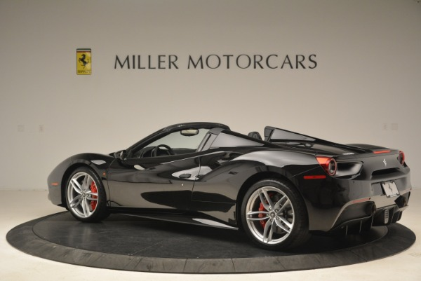 Used 2018 Ferrari 488 Spider for sale Sold at Bentley Greenwich in Greenwich CT 06830 4