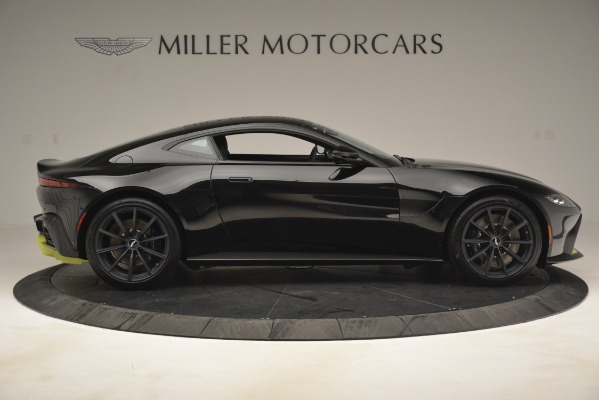 New 2019 Aston Martin Vantage Coupe for sale Sold at Bentley Greenwich in Greenwich CT 06830 10
