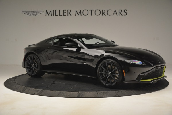 New 2019 Aston Martin Vantage Coupe for sale Sold at Bentley Greenwich in Greenwich CT 06830 11