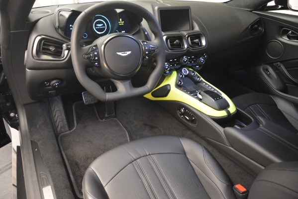 New 2019 Aston Martin Vantage Coupe for sale Sold at Bentley Greenwich in Greenwich CT 06830 14