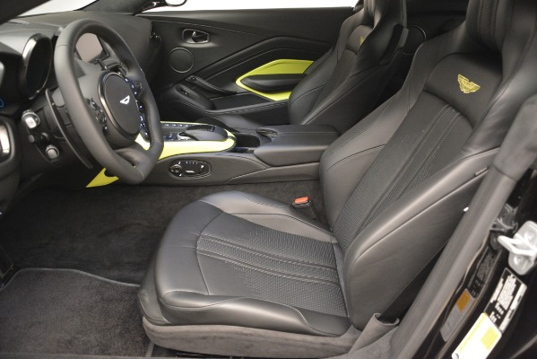 New 2019 Aston Martin Vantage Coupe for sale Sold at Bentley Greenwich in Greenwich CT 06830 15