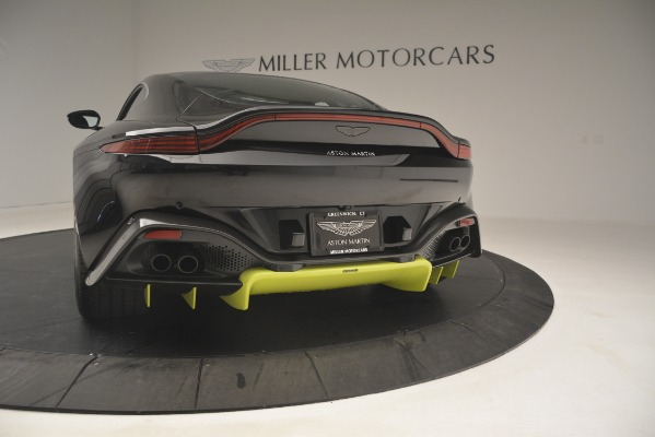 New 2019 Aston Martin Vantage Coupe for sale Sold at Bentley Greenwich in Greenwich CT 06830 19