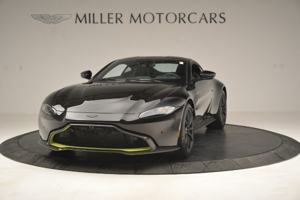 New 2019 Aston Martin Vantage Coupe for sale Sold at Bentley Greenwich in Greenwich CT 06830 3