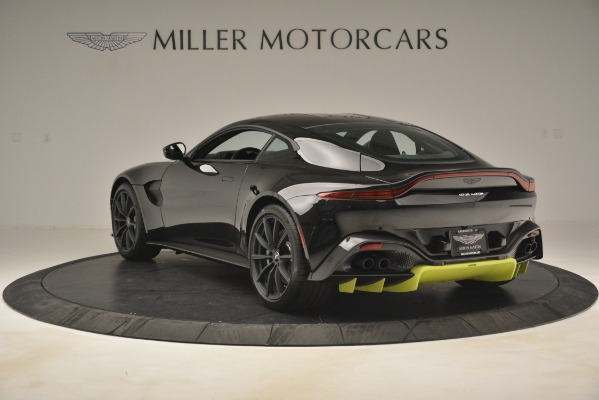 New 2019 Aston Martin Vantage Coupe for sale Sold at Bentley Greenwich in Greenwich CT 06830 6