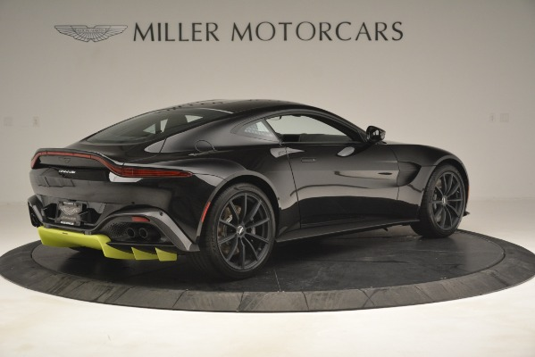New 2019 Aston Martin Vantage Coupe for sale Sold at Bentley Greenwich in Greenwich CT 06830 9