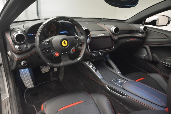 Used 2018 Ferrari GTC4LussoT V8 for sale $199,900 at Bentley Greenwich in Greenwich CT 06830 13