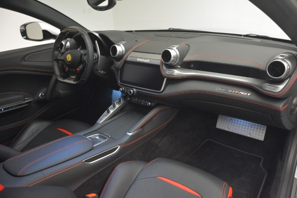 Used 2018 Ferrari GTC4LussoT V8 for sale $219,900 at Bentley Greenwich in Greenwich CT 06830 18