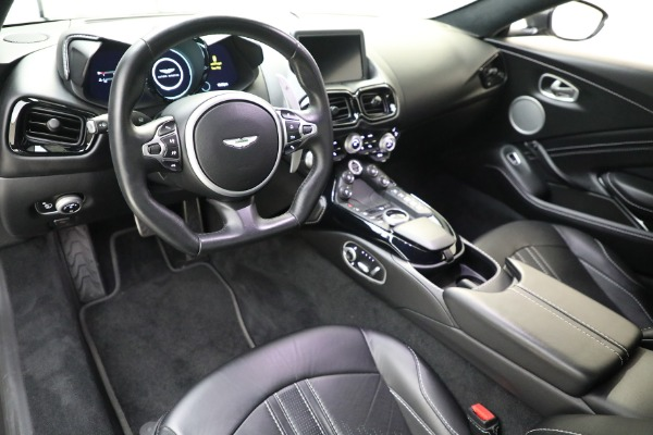 New 2019 Aston Martin Vantage Coupe for sale Sold at Bentley Greenwich in Greenwich CT 06830 13