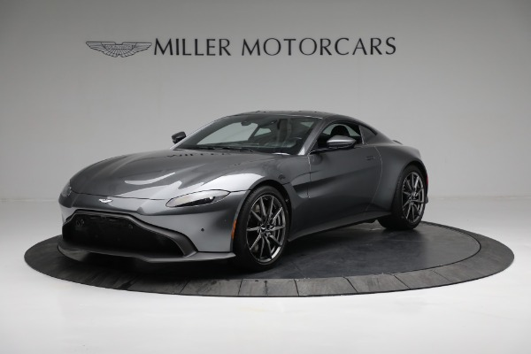 New 2019 Aston Martin Vantage Coupe for sale Sold at Bentley Greenwich in Greenwich CT 06830 1