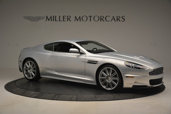 Used 2009 Aston Martin DBS Coupe for sale Sold at Bentley Greenwich in Greenwich CT 06830 10